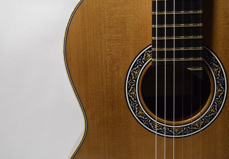 Handmade Classical Guitars by Zebulon Turrentine