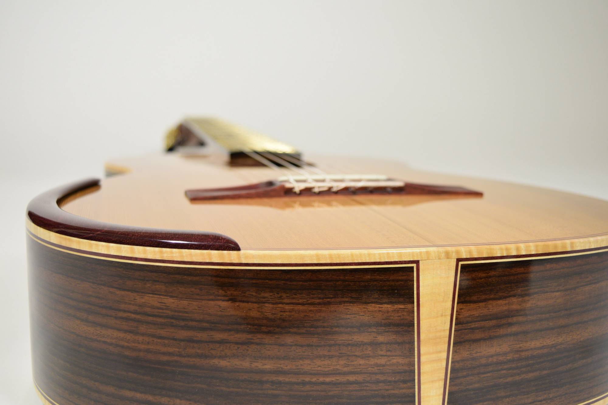 Maple Binding and Tail Wedge