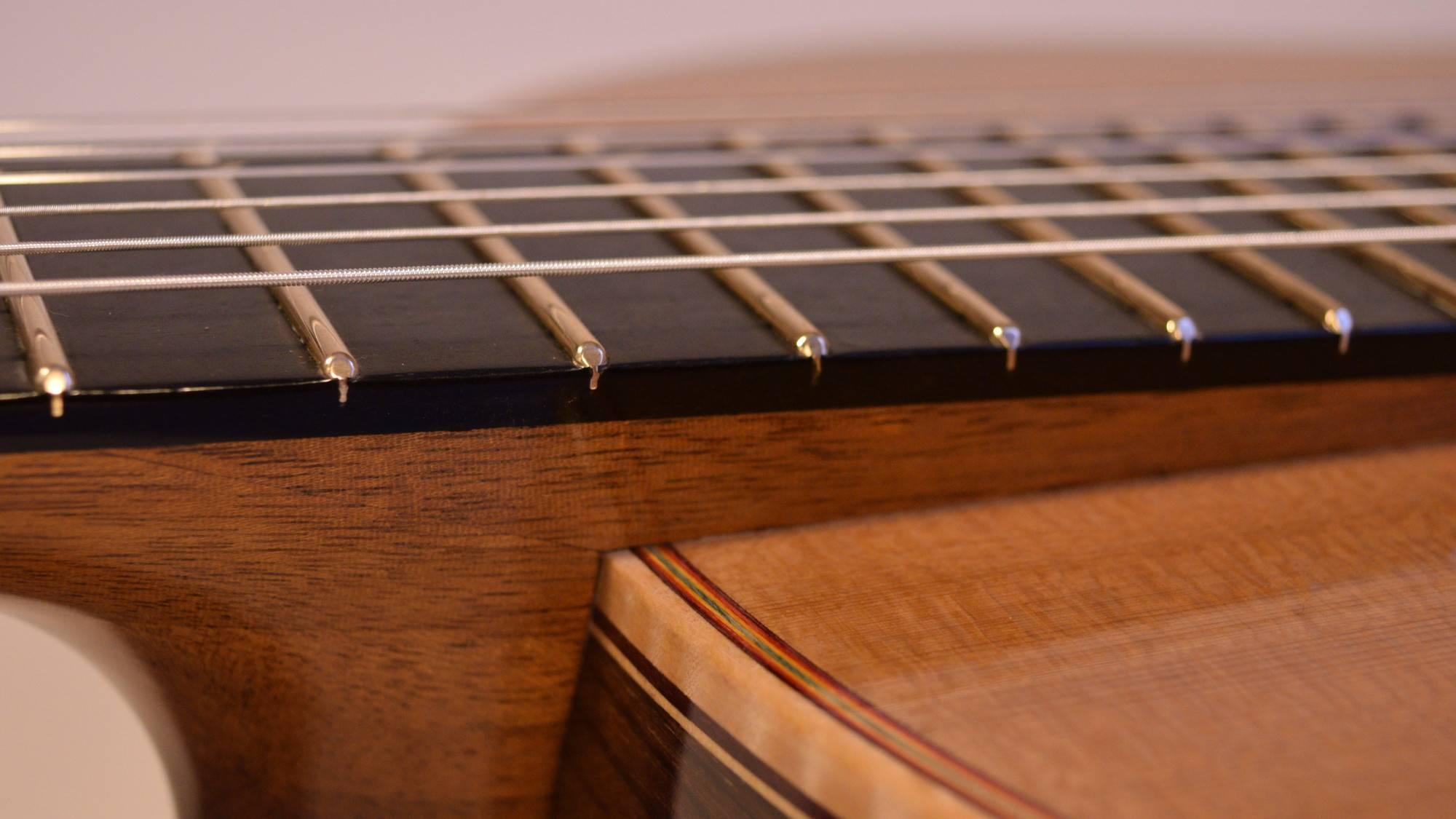 Fingerboard Elevation