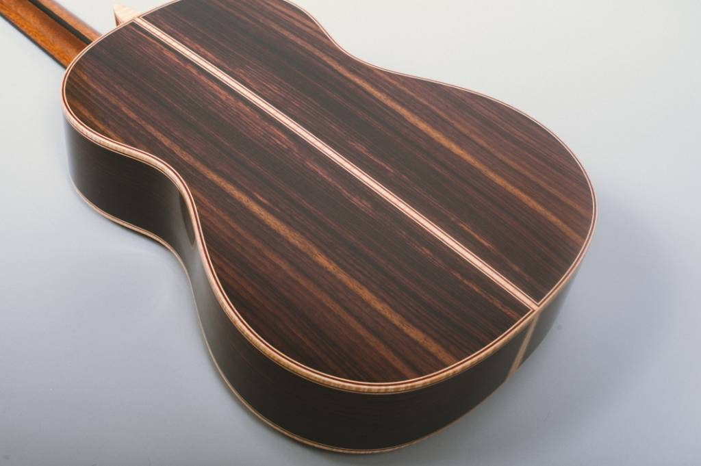 The Creamy Stripes in the Rosewood are Beautiful