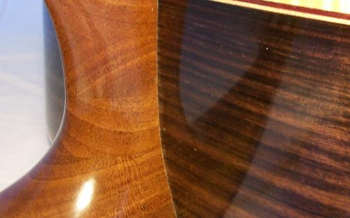 Guitar Heal Joinery