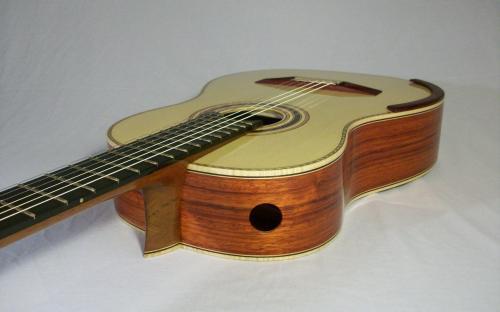 Padauk Classical Guitar