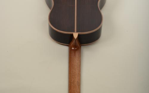 Indian Rosewood and Maple Binding