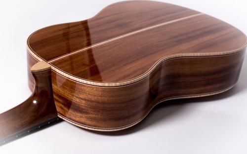 Guitar No 22 Handmade Classical Guitars Zebulon