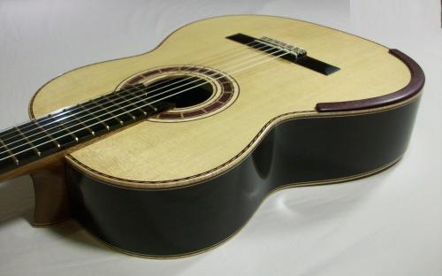 Lutz Spruce Soundboard