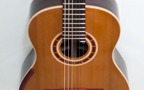 Western Red Cedar Soundboard