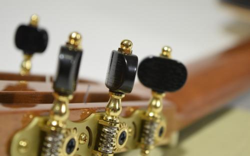 Friction Resistant Tuning Machines