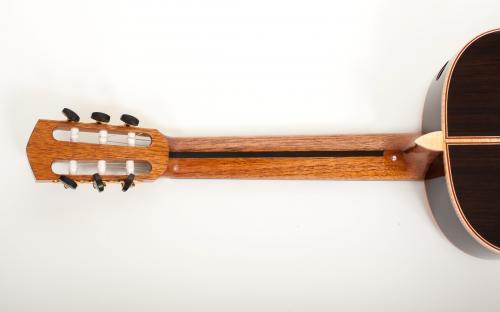Spanish Cedar Neck