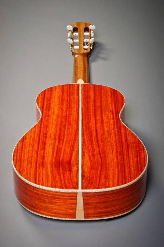 Padauk Back and Sides