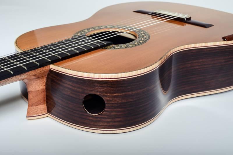 Handmade Classical Guitar No. 5