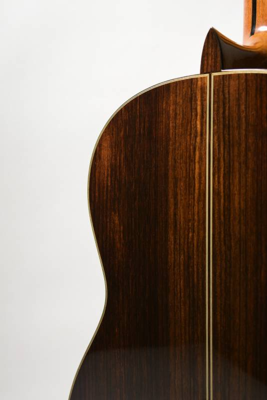 Masaru Kohno Guitar After Refinishing