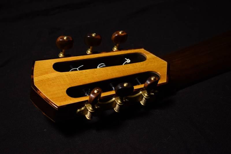 Custom Ironwood Burl Buttons