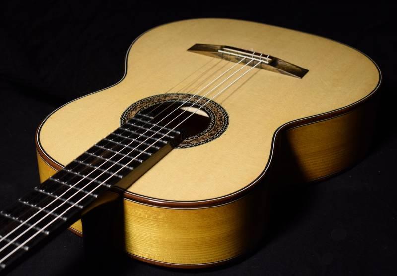 Osage Orange Classical Guitar