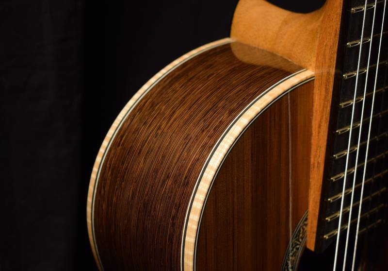 1/2 Inch at 12th Fret