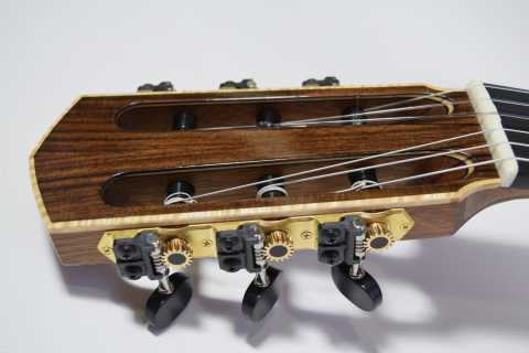 Gilbert Tuning Machines