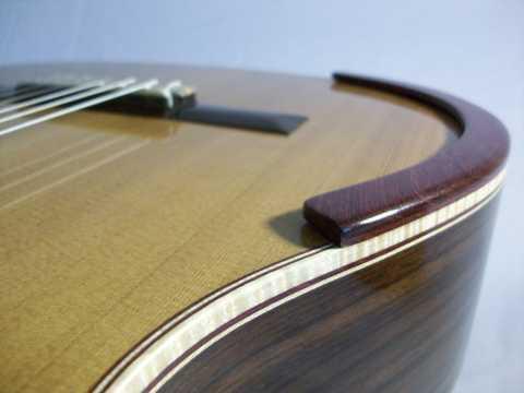 The Classical Guitar's Permanent Armrest
