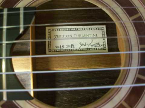 The Guitar's Label