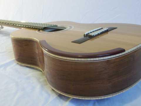 Classical Guitar Armrest
