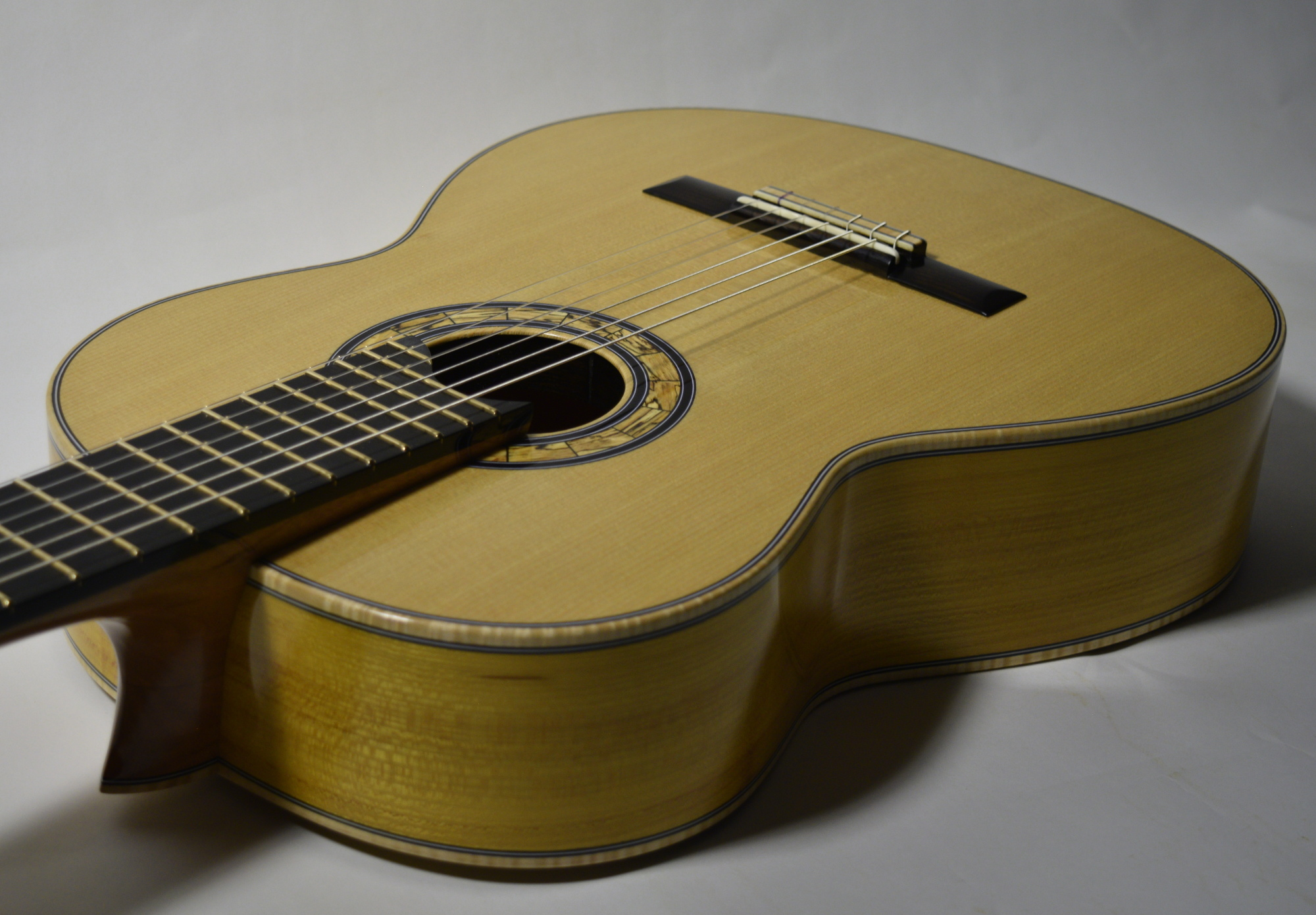 Osage Orange Guitar